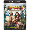Jumanji: Welcome To The Jungle (4K Ultra HD) (Blu-ray Combo) (2017) - From $12.99