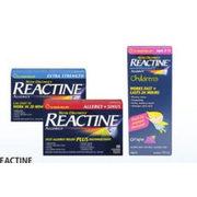 Value Drug Mart: Reactine Allergy Extra Strength, Allergy