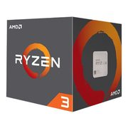 AMD RYZEN 3 1200 4-Core 3.1 GHz (3.4 GHz Turbo) Socket AM4 65W YD1200BBAEBOX Desktop Processor - $124.99 ($35.00 off)