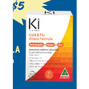 Ki Cold And Flu Fomula - $14.99 ($5.00 off)
