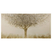 Lonely Tree Oil Painted Canvas - $125.99 ($54.00 Off)