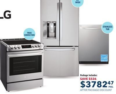 Best Buy Lg Kitchen Appliances Package Redflagdeals Com
