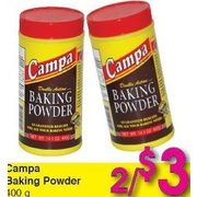 Campa Baking Powder - 2/$3.00