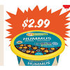 Sunflower Kitchen Organic Hummus - $2.99