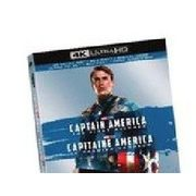 Captain America: The First Avenger (Bilingual) (4K Ultra HD) (Blu-ray Combo) - $24.99