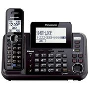 Panasonic Digital Cordless Answering System With 2 Lines  - $189.99 ($10.00 off)