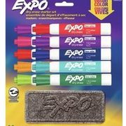 Expo Chisel Dry Erase Kit - $11.99 (25% off)
