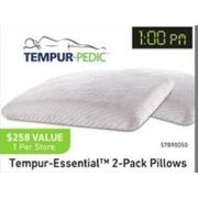 Tempur-Pedic Tempur-Essential Pillow - $258.00