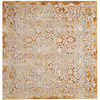 Safavieh Palermo Madrid 6'7 Square Area Rug In Gold - $195.59 - $195.59