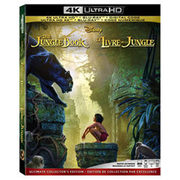 The Jungle Book Ultimate Collector's Edition (4K Ultra HD) - $34.99