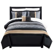 Erik 8-Piece Bed-In-A-Bag - Queen  - $69.99 (20% off)
