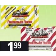 Fisherman's Friend Lozenges - $1.99