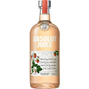 Absolut - Juice Strawberry Edition - $26.99 ($1.00 Off)