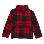 George Toddler Boys' Or Girls Sherpa Popover - $10.00