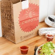 Chipotle: Get Free Delivery When You Spend $12 or More