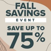 Well.ca Fall Savings Event: Up to 75% off 3000+ Products