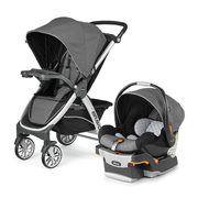 Chicco Bravo Trio Travel System With Key Fit 30 Infant Car Seat - $399.97 ($260.00 off)