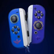 EB Games: The Legend Of Zelda Skyward Sword HD Limited Edition Joy-Con are In Stock