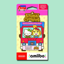 [Amazon.ca] The Animal Crossing Sanrio Pack is Back in Stock!