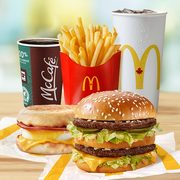 McDonald's Coupons: Get a Big Mac or McChicken for $3.29, One Can Dine Meal Deal for $6.69, Breakfast Meal Deal for $4.49 + More