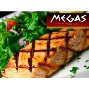 $55 for a Steak or Chicken with Shrimp Dinner for 2 ($110 Value)